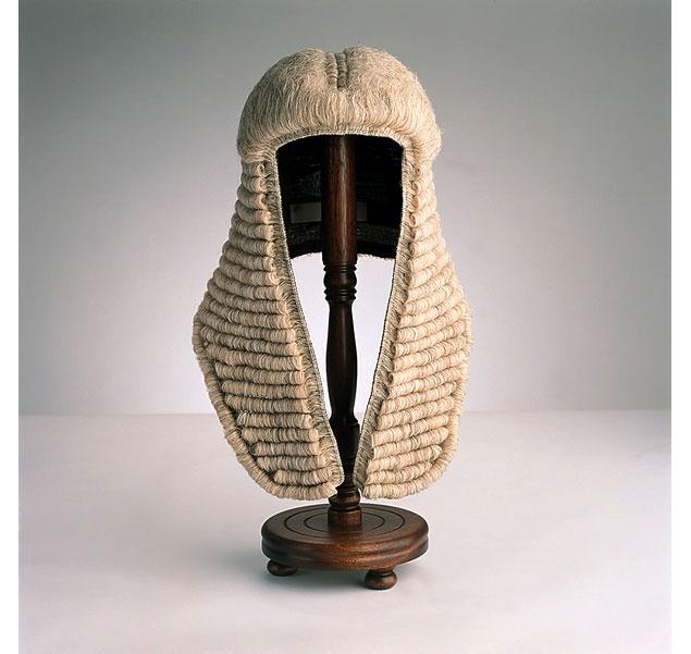 Court Wig 36