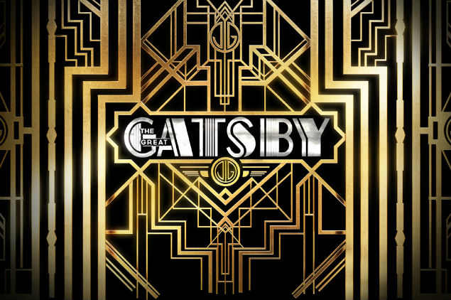 Noble Dispatch 187 Archive Great Gatsby Art Deco Gold And